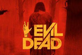 Poster del remake de terror Posesión Infernal Evil Dead dirigido por Fede Alvarez y protagonizado por Jane Levy, Shiloh Fernandez, Jessica Lucas