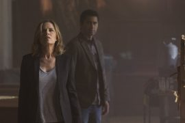 Escena de la serie spin-off de The Walking Dead, Fear the Walking Dead