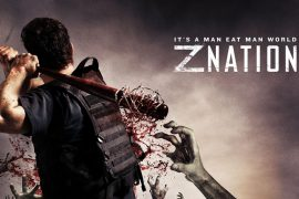 Poster de la serie de zombies Z Nation