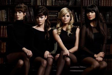 Poster de la serie Pretty Little Liars