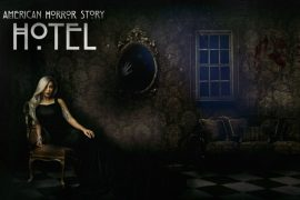 Poster de American Horror story Hotel