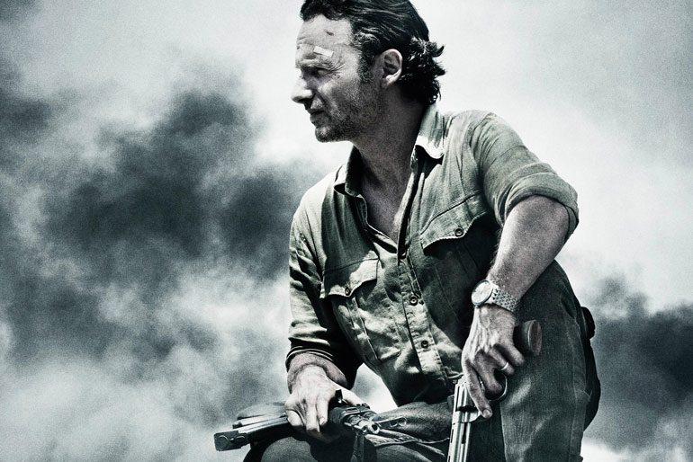 Poster de la sexta temporada de The Walking Dead