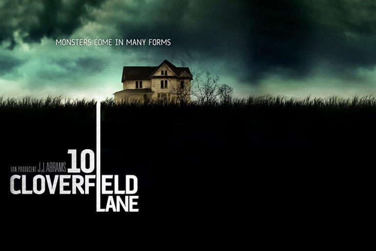 Poster de la película 10 Cloverfield Lane protagonizada por John Goodman, Mary Elizabeth Winstead, John Gallagher Jr. y dirigida por Dan Trachtenberg