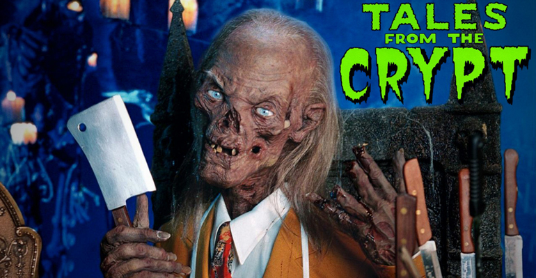 Poster de la serie Tales From The Crypt
