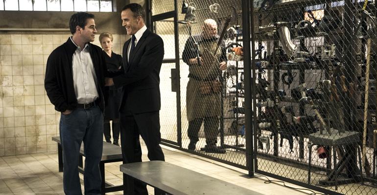 Escena de la película Hostel II del director Eli Roth. Elegida como una buena secuela de terror.