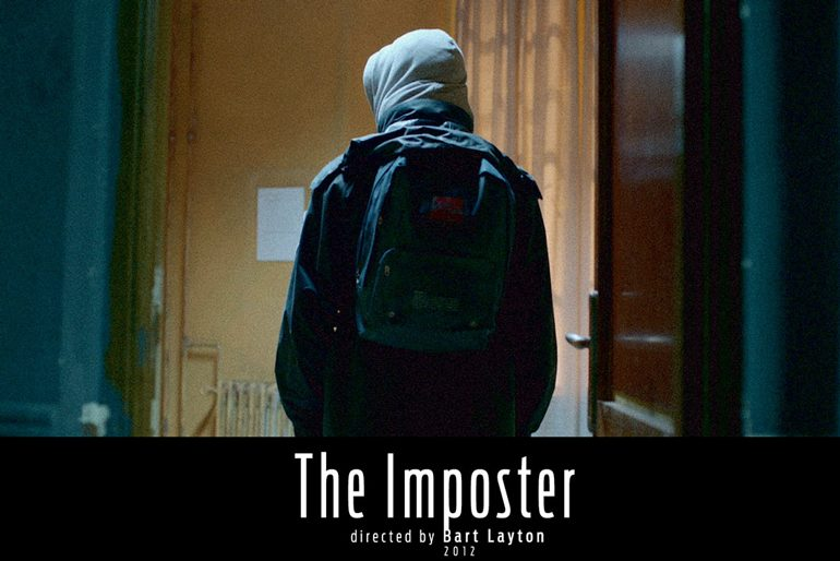 Poster del documental The Imposter