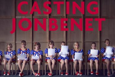 Portada del documental de Netflix Casting JonBenet dirigido por Kitty Green