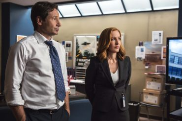 Vuelve una nueva temporada de The X Files con David Duchovny, Gillian Anderson como Fox Mulder y Dana Scully