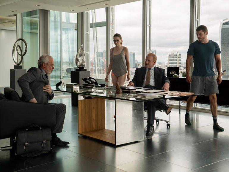 Escena de la serie de Netflix Sense8. Creada por J. Michael Straczynski, Lana Wachowski, Lilly Wachowski y protagonizada por Doona Bae, Jamie Clayton, Tina Desai