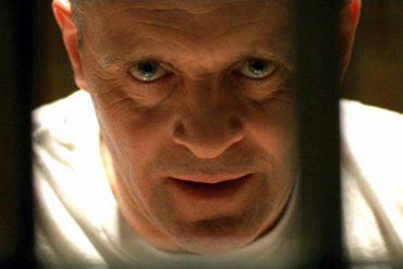 Escena de Anthony Hopkins en El silencio de los inocentes