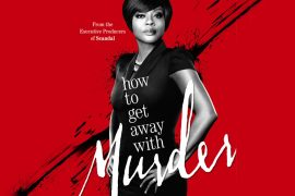 Poster de la serie How to get away with murder