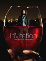 Portada de la película The Invitation dirigida por Karyn Kusama y protagonizada por Logan Marshall-Green, Emayatzy Corinealdi, Michiel Huisman