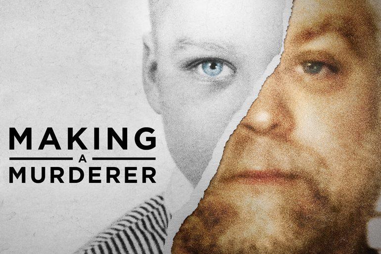 Poster de la docu serie Making a Murderer