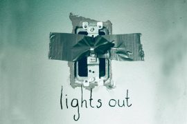 Poster del corto Lights Out