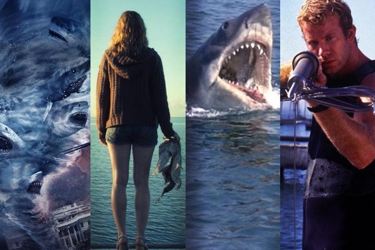 Especial Be Afraid de películas para quedarse en tierra firme y no meterse al mar.