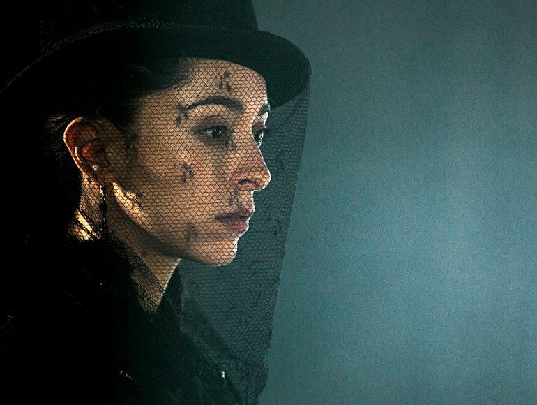 Escena de la mini serie protagonizada por Tom Hardy, Taboo