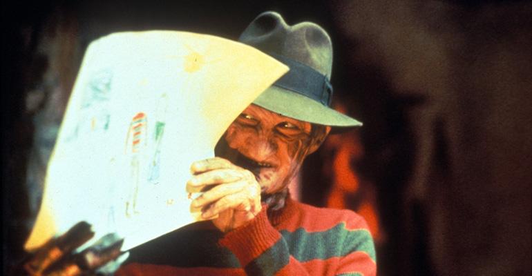 Escena de Freddy's Dead: The Final Nightmare dirigida por Rachel Talalay y protagonizado por Robert Englund, Lisa Zane, Shon Greenblatt