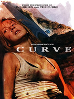 Poster de Curve dirigida por Iain Softley protagonizada por Julianne Hough, Teddy Sears, Penelope Mitchell