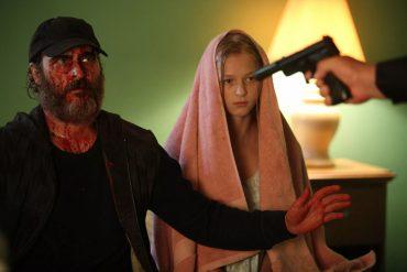 You Were Never Really Here , dirigida por Lynne Ramsay y protagonizada por Joaquin Phoenix, Judith Roberts, Ekaterina Samsonov